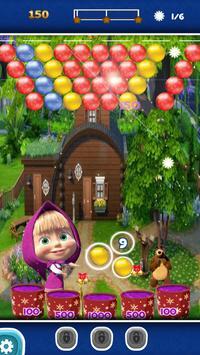Bubble Shooter Masha screenshot 5