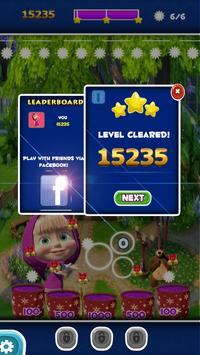 Bubble Shooter Masha screenshot 7