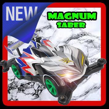 Magnum Speed Tamiya2 poster