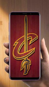 Cleveland Cavaliers Wallpaper apk screenshot