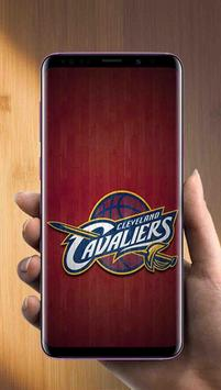 Cleveland Cavaliers Wallpaper poster
