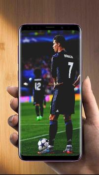 Cristiano Ronaldo Wallpaper HD screenshot 3