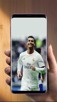 Cristiano Ronaldo Wallpaper HD screenshot 2