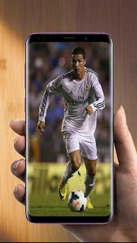 Cristiano Ronaldo Wallpaper HD screenshot 4