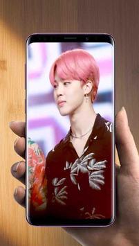 BTS Jimin Wallpapers apk screenshot