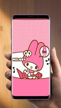 My Melody Wallpapers Cute poster