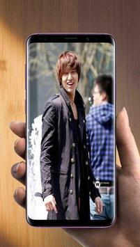 Lee Min Ho Wallpapers poster