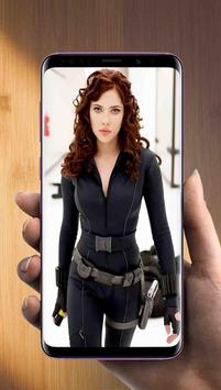 Black Widow Wallpaper Avengers poster