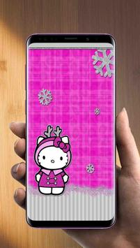 Hello Kitty Wallpaper poster