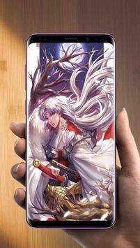 Inuyasha Wallpaper HD apk screenshot