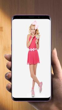 Jojo Siwa New Wallpapers HD apk screenshot