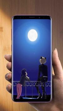 Ladybug and Cat Noir Wallpaper New apk screenshot