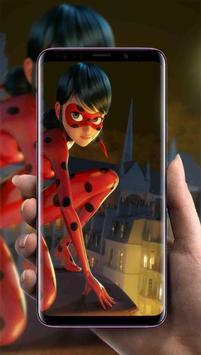 Ladybug Miraculous Wallpaper screenshot 1