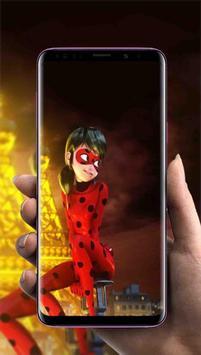 Ladybug Miraculous Wallpaper screenshot 6