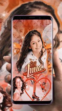 Soy Luna Wallpaper poster