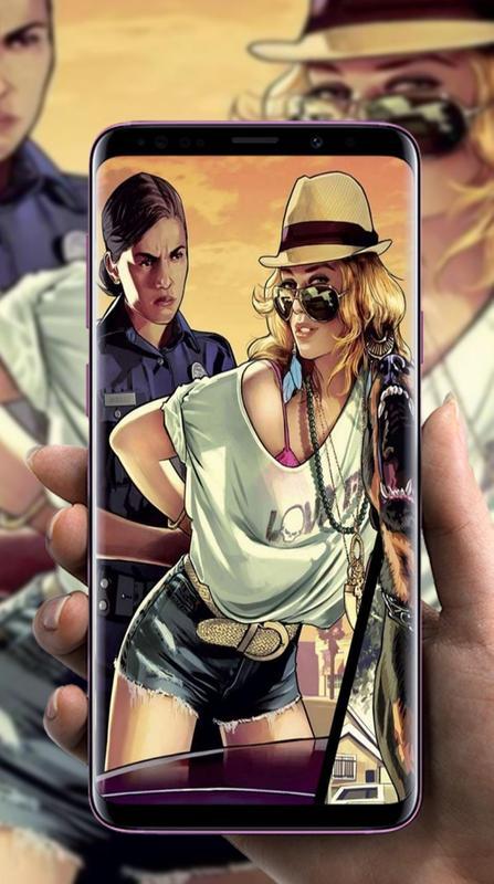 Gta San Andreas Wallpaper Poster