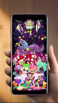 Splatoon Wallpaper HD apk screenshot