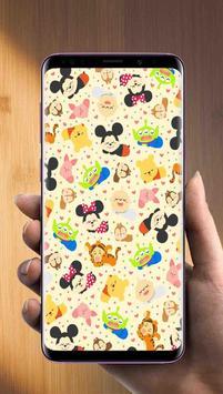 Tsum Tsum Wallpapers HD screenshot 1