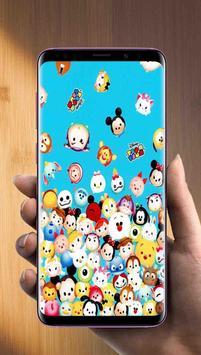 Tsum Tsum Wallpapers HD screenshot 4