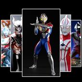 Ultraman Wallpapers HD icon