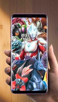Ultraman Wallpapers HD screenshot 2