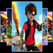 Zak Storm Wallpaper icon