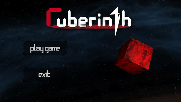 Cuberinth poster