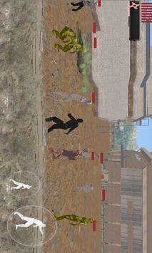 Ninja vs Zombie screenshot 1