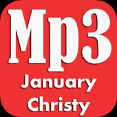 January Christy Koleksi Mp3 icon