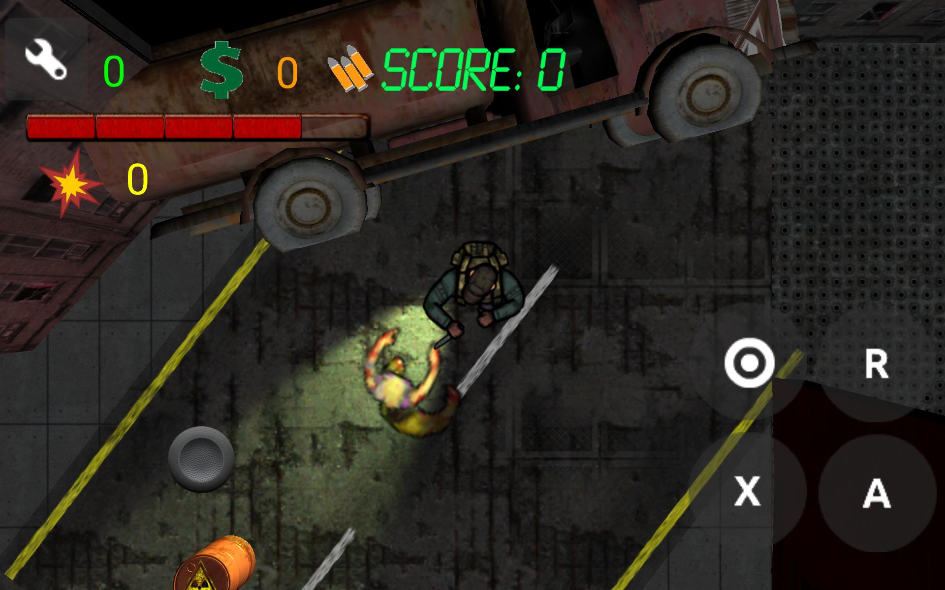 Zombie Fps Games In Roblox Top Down Zombie Shooter For Android Apk Download