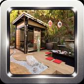Japanese Garden Design icon