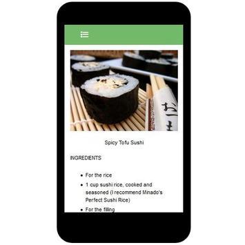 Japanese Recipes screenshot 7