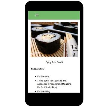 Japanese Recipes screenshot 12
