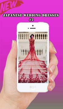 Japanese Wedding Dresses apk screenshot