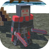 Blocky Story: War Craft icon