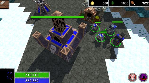 Blocky Story: War Craft apk screenshot