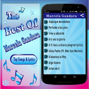 Marcela Gandara Musica For Android Apk Download