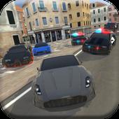 Cop vs Thief: Luxury Car Chase icon