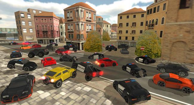 Cop vs Thief: Luxury Car Chase apk screenshot