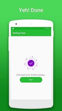 🎃 Hack Whatsapp 2018 🎃 Prank screenshot 2