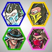 Mortal-bat Crush X icon