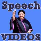 Jayalalitha Amma Speech VIDEOs icon