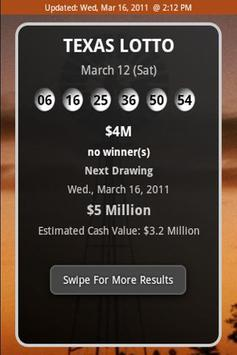 Texas Lottery Results for Android - APK Download