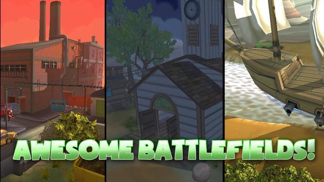 Toon Arena: Zombies screenshot 1