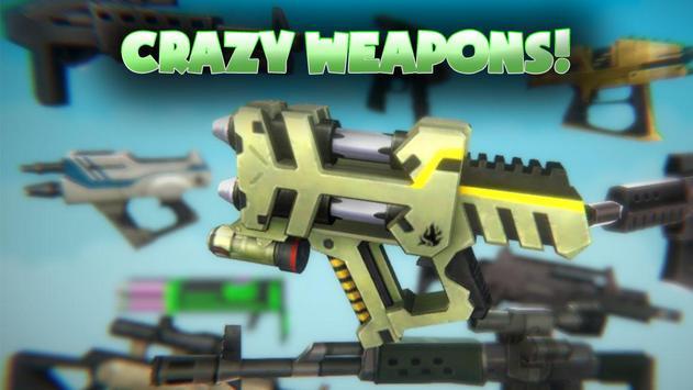 Toon Arena: Zombies screenshot 2