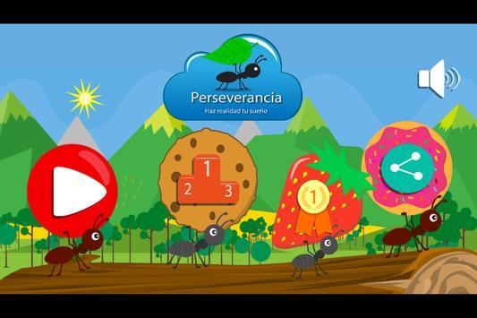 Perseverancia Free poster
