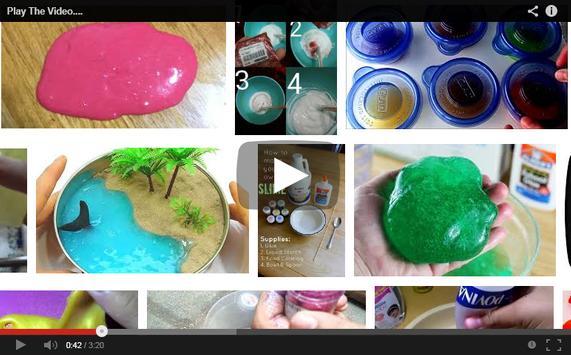 Cara Buat Slime Mudah screenshot 1
