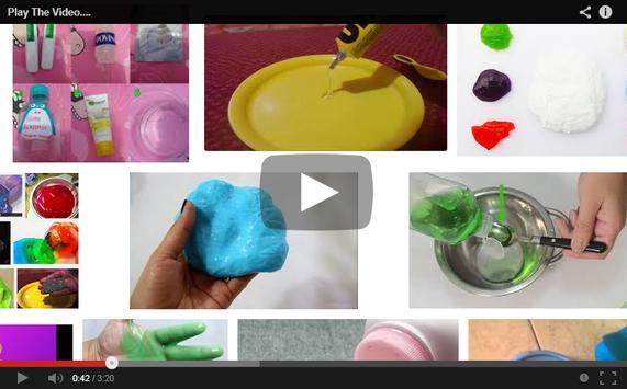 Cara Buat Slime Mudah screenshot 3