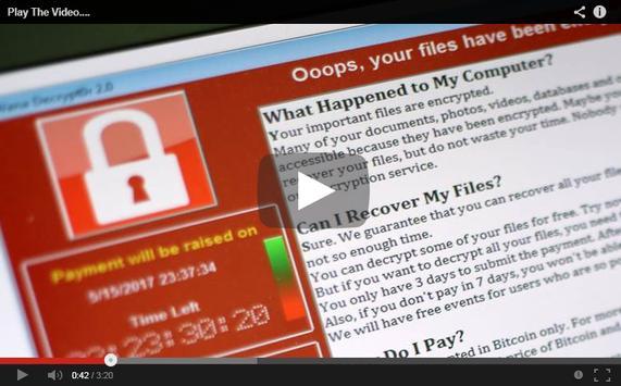 Cara Mencegah WannaCry poster