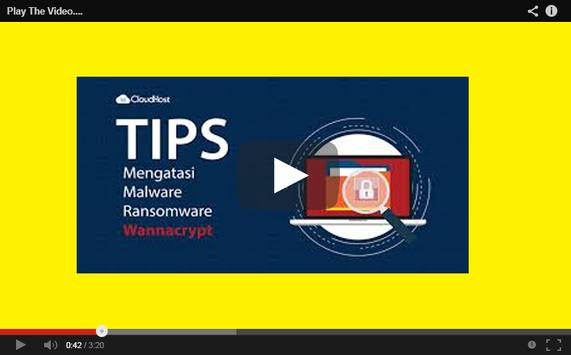 Cara Mencegah WannaCry screenshot 1